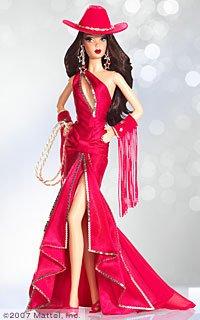バービー バービー人形 バービーコレクター コレクタブルバービー プラチナレーベル Dallas Darlin' Barbie Doll Brunette Platinum Label 2007 Conventionバービー バービー人形 バービーコレクター コレクタブルバービー プラチナレーベル