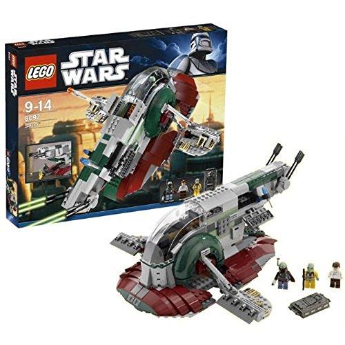 レゴ スターウォーズ 8097 Lego Star Wars Slave I 1 8097 NEW With 3 Minifigures Boba Fett Han Solo Bosskレゴ スターウォーズ 8097