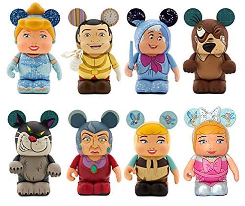 白雪姫 スノーホワイト ディズニープリンセス Disney Vinylmations Cinderella Bundle of 8 (Including the Chaser)白雪姫 スノーホワイト ディズニープリンセス