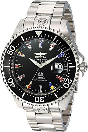 インヴィクタ インビクタ プロダイバー 腕時計 メンズ 21323 Invicta Men's Pro Diver Automatic-self-Wind Watch with Stainless-Steel Strap, Silver, 21.5 (Model: 21323インヴィクタ インビクタ プロダイバー 腕時計 メンズ 21323