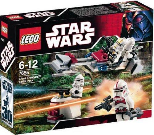 レゴ スターウォーズ 155736 Lego Star Wars Clone Trooper Battle Pack 7655 by LEGOレゴ スターウォーズ 155736