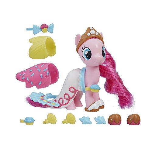 マイリトルポニー ハズブロ hasbro、おしゃれなポニー かわいいポニー ゆめかわいい E0991 My Little Pony: The Movie Pinkie Pie Land & Sea Fashion Styleマイリトルポニー ハズブロ hasbro、おしゃれなポニー かわいいポニー ゆめかわいい E0991