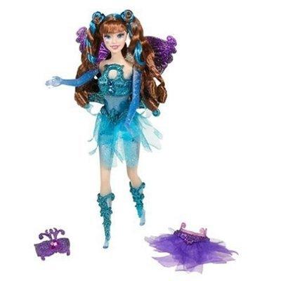 バービー バービー人形 ファンタジー 人魚 マーメイド Barbie Fairytopia Glowing Fairy Jewelia 2005バービー バービー人形 ファンタジー 人魚 マーメイド