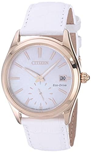 シチズン 逆輸入 海外モデル 海外限定 アメリカ直輸入 【送料無料】Citizen EV1033-08D Corso Women's Watch White 36mm Rose Gold Stainless Steelシチズン 逆輸入 海外モデル 海外限定 アメリカ直輸入