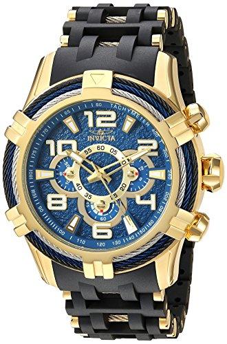 インヴィクタ インビクタ ボルト 腕時計 メンズ 25556 【送料無料】Invicta Men's Bolt Quartz Watch with Stainless-Steel Strap, Black, 26 (Model: 25556)インヴィクタ インビクタ ボルト 腕時計 メンズ 25556