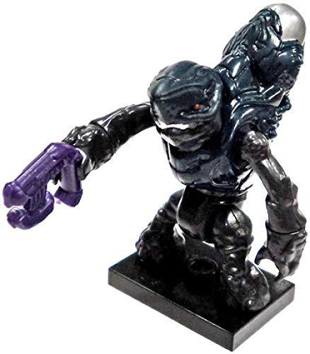 メガブロック メガコンストラックス ヘイロー 組み立て 知育玩具 Halo Mega Bloks LOOSE Minifigure Covenant Dark Blue Storm Grunt [Alpha Series]メガブロック メガコンストラックス ヘイロー 組み立て 知育玩具