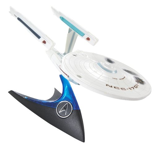 ホットウィール マテル ミニカー ホットウイール P8522 【送料無料】Hot Wheels Star Trek Battle Damaged U.S.S. Enterprise NCC-1701Aホットウィール マテル ミニカー ホットウイール P8522