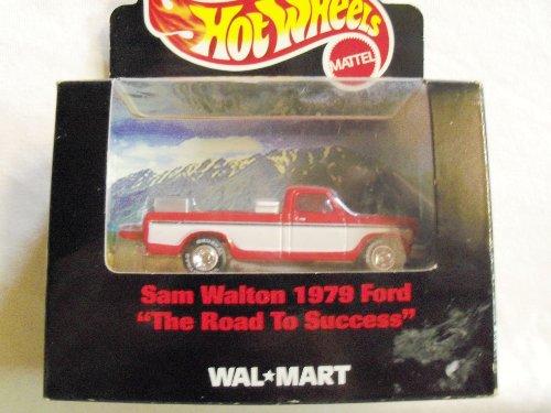 ホットウィール マテル ミニカー ホットウイール 23330 1999 Hot Wheels Sam Walton 1979 Ford