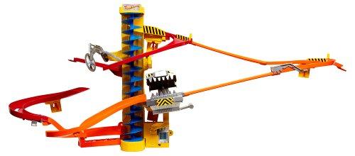 ホットウィール マテル ミニカー ホットウイール W3423 【送料無料】Hot Wheels Wall Tracks Power Tower Tracksetホットウィール マテル ミニカー ホットウイール W3423