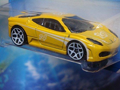 ホットウィール マテル ミニカー ホットウイール Hot Wheels Ferrari F430 Challenge - Ferrari 458 Spider Black No Top Scale 1:64ホットウィール マテル ミニカー ホットウイール