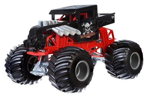 ホットウィール マテル ミニカー ホットウイール CJD21 【送料無料】Hot Wheels Monster Jam 1:24 Scale Bone Shaker Vehicleホットウィール マテル ミニカー ホットウイール CJD21