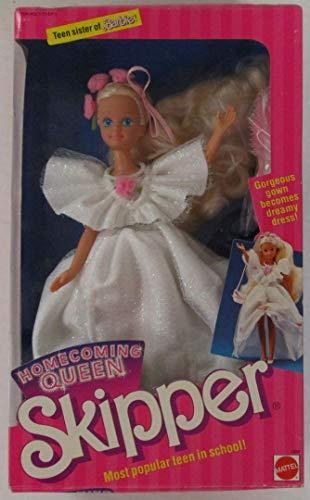 バービー バービー人形 チェルシー スキッパー ステイシー 1950 Teen Sister of Barbie Homecoming Queen SKIPPER Doll, Most Popular Teen in School! (1988)バービー バービー人形 チェルシー スキッパー ステイシー 1950