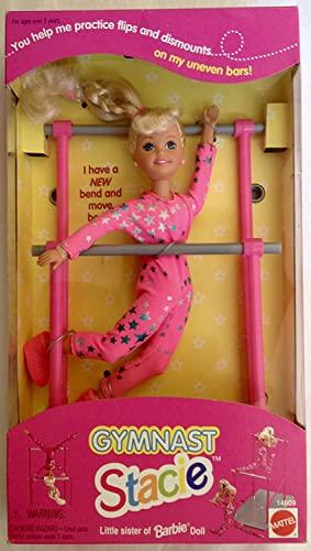 バービー バービー人形 チェルシー スキッパー ステイシー Mattel バービー Gymnast Stacie Barbie Little Gymnast Sister of Barbie Dollバービー バービー人形 チェルシー スキッパー ステイシー, 御朱印帳仏具神棚 なごみや:bbdcb521 --- rakuten-apps.jp