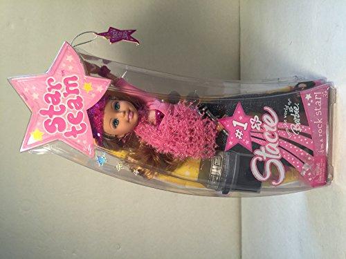 バービー バービー人形 チェルシー スキッパー ステイシー Barbie Stacie Star Team I'm a rock star!バービー バービー人形 チェルシー スキッパー ステイシー