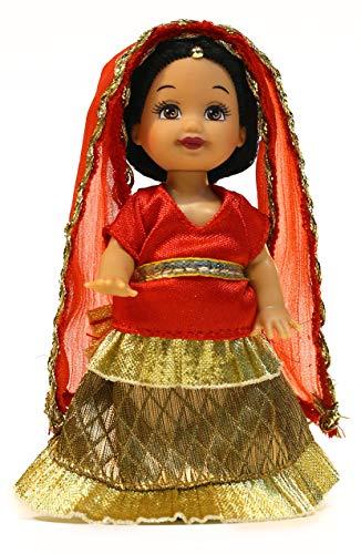 バービー バービー人形 チェルシー スキッパー ステイシー P6873 Barbie Kelly In India (Color and design May Vary)バービー バービー人形 チェルシー スキッパー ステイシー P6873
