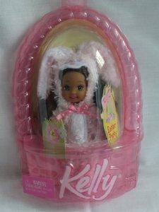 バービー バービー人形 チェルシー スキッパー ステイシー Easter Party African-American Kelly in Pink Bunny Outfit - TARGET EXCLUSIVE (2004) Doll doll figure ( parallel import )バービー バービー人形 チェルシー スキッパー ステイシー