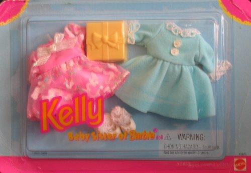 バービー バービー人形 チェルシー スキッパー ステイシー 15871 【送料無料】Barbie Kelly Party Fashions (1996)バービー バービー人形 チェルシー スキッパー ステイシー 15871