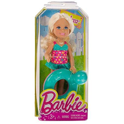 バービー バービー人形 チェルシー スキッパー ステイシー 342140 【送料無料】Barbie Chelsea with Swim Ring by Mattelバービー バービー人形 チェルシー スキッパー ステイシー 342140