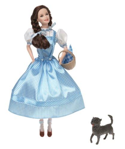 バービー バービー人形 バービーコレクター コレクタブルバービー プラチナレーベル Barbie as Dorothy The Wizard of Oz 1999 Talking Collector Doll! Ruby slippers light up. Doroバービー バービー人形 バービーコレクター コレクタブルバービー プラチナレーベル