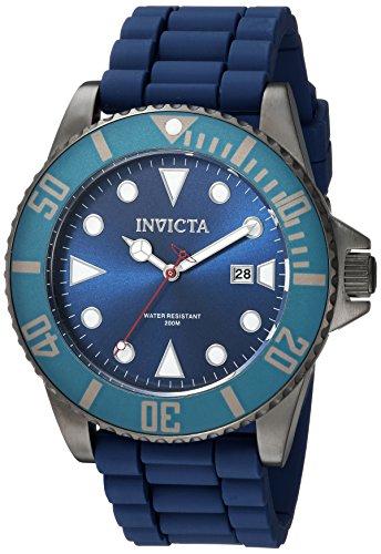 インヴィクタ インビクタ プロダイバー 腕時計 メンズ 【送料無料】Invicta Men's Pro Diver Stainless Steel Quartz Watch with Silicone Strap, Blue, 22 (Model: 90306)インヴィクタ インビクタ プロダイバー 腕時計 メンズ