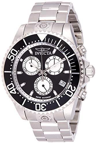 インヴィクタ インビクタ プロダイバー 腕時計 メンズ 【送料無料】Invicta Pro Diver Chronograph Black Dial Mens Watch 26846インヴィクタ インビクタ プロダイバー 腕時計 メンズ