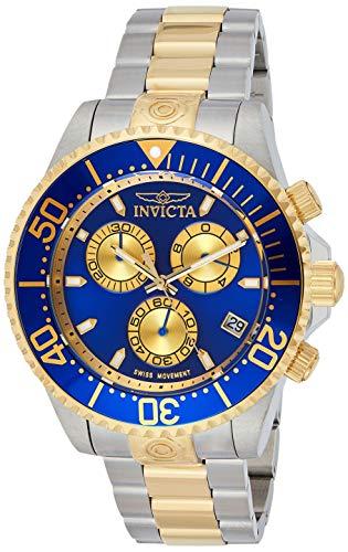 インヴィクタ インビクタ プロダイバー 腕時計 メンズ 【送料無料】Invicta Men's Pro Diver Quartz Diving Watch with Stainless-Steel Strap, Two Tone, 21.7 (Model: 26851)インヴィクタ インビクタ プロダイバー 腕時計 メンズ