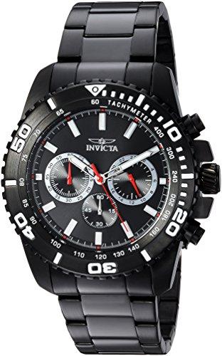 インヴィクタ インビクタ プロダイバー 腕時計 メンズ Invicta Men's 19848 Pro Diver Analog Display Quartz Black Watchインヴィクタ インビクタ プロダイバー 腕時計 メンズ
