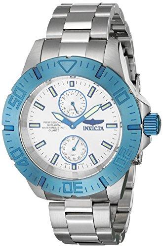 インヴィクタ インビクタ プロダイバー 腕時計 メンズ 【送料無料】Invicta Men's 14059 Pro Diver Analog Display Quartz Silver Watchインヴィクタ インビクタ プロダイバー 腕時計 メンズ