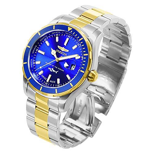 インヴィクタ インビクタ プロダイバー 腕時計 メンズ Invicta Men's Pro Diver Quartz Watch with Stainless-Steel Strap, Two Tone, 22 (Model: 25815)インヴィクタ インビクタ プロダイバー 腕時計 メンズ
