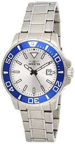 インヴィクタ インビクタ プロダイバー 腕時計 メンズ Invicta Men's Pro Diver Quartz Watch with Stainless-Steel Strap, Silver, 22 (Model: 21569)インヴィクタ インビクタ プロダイバー 腕時計 メンズ