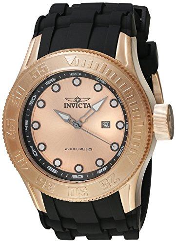 インヴィクタ インビクタ プロダイバー 腕時計 メンズ 【送料無料】Invicta Men's Pro Diver Stainless Steel Quartz Watch with Silicone Strap, Black, 26 (Model: 22247)インヴィクタ インビクタ プロダイバー 腕時計 メンズ