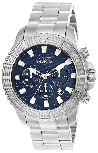 インヴィクタ インビクタ プロダイバー 腕時計 メンズ 【送料無料】Invicta Men's Pro Diver Quartz Watch with Stainless-Steel Strap, Silver, 22 (Model: 23999)インヴィクタ インビクタ プロダイバー 腕時計 メンズ