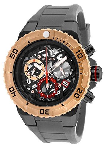インヴィクタ インビクタ プロダイバー 腕時計 メンズ 【送料無料】Invicta Men's 26073 Pro Diver Quartz Chronograph Black, Gunmetal Dial Watchインヴィクタ インビクタ プロダイバー 腕時計 メンズ