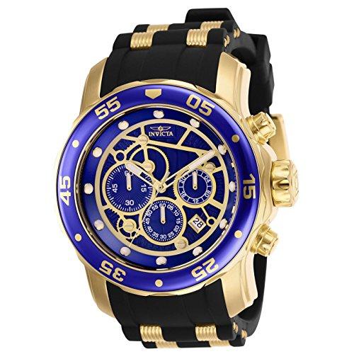 インヴィクタ インビクタ プロダイバー 腕時計 メンズ Invicta Pro Diver Chronograph Blue Dial Mens Watch 25707インヴィクタ インビクタ プロダイバー 腕時計 メンズ