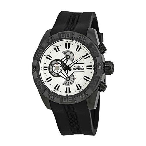 インヴィクタ インビクタ プロダイバー 腕時計 メンズ Invicta Men's 25995 Pro Diver Quartz Multifunction White Dial Watchインヴィクタ インビクタ プロダイバー 腕時計 メンズ