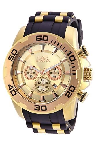 インヴィクタ インビクタ プロダイバー 腕時計 メンズ 【送料無料】Invicta Men's Pro Diver Stainless Steel Quartz Watch with Silicone Strap, Black, 25 (Model: 22342)インヴィクタ インビクタ プロダイバー 腕時計 メンズ