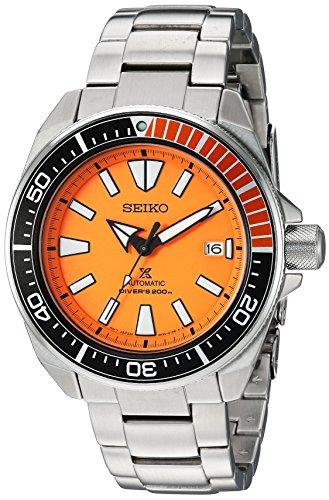 セイコー 腕時計 メンズ Seiko ' Prospex' Automatic Stainless Steel Casual Watch, Color:Silver-Toned (Model: SRPC07)セイコー 腕時計 メンズ