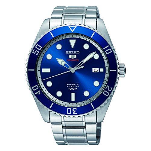 セイコー 腕時計 メンズ 【送料無料】Seiko Series 5 Automatic Blue Dial Men's Watch SRPB89セイコー 腕時計 メンズ