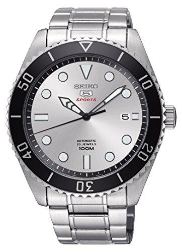 セイコー 腕時計 メンズ Seiko Mens Analogue Automatic Watch with Stainless Steel Strap SRPB87K1セイコー 腕時計 メンズ
