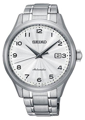 セイコー 腕時計 メンズ Seiko Mens Analogue Automatic Watch with Stainless Steel Strap SRPC17K1セイコー 腕時計 メンズ
