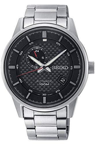 セイコー 腕時計 メンズ 【送料無料】Seiko SSA381K1 Men's Neo Sports Steel Bracelet Automatic Watchセイコー 腕時計 メンズ