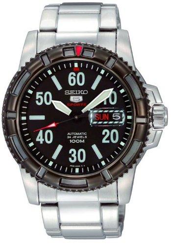セイコー 腕時計 メンズ Seiko Men 5 SPORTS 4R36A 100M Sport SRP217K1セイコー 腕時計 メンズ