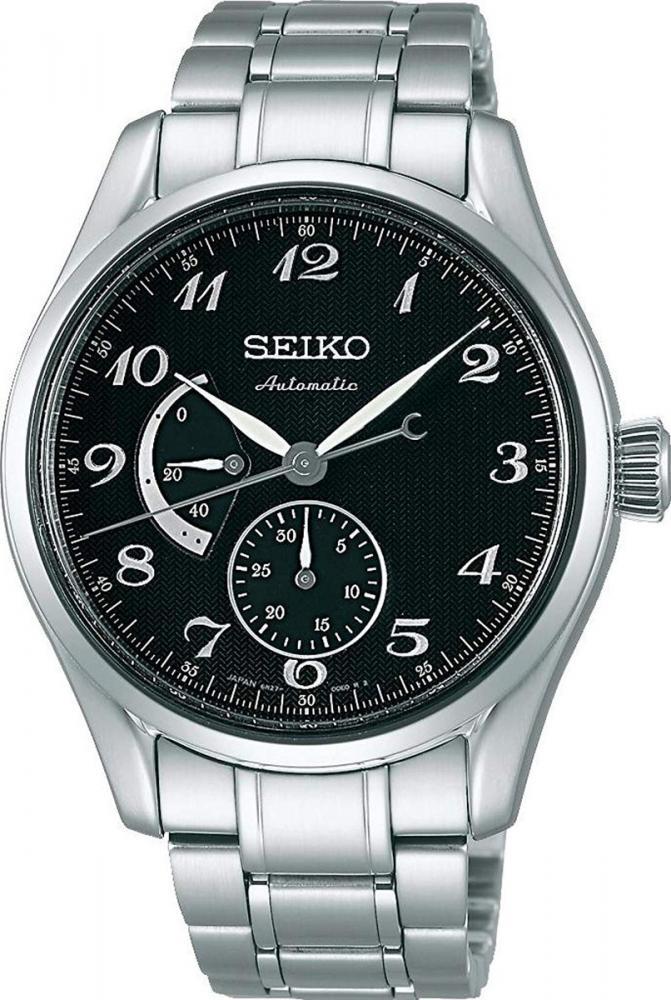 腕時計 セイコー メンズ 【送料無料】Seiko Presage SPB043J1 Automatic Mens Watch Classic & Simple腕時計 セイコー メンズ