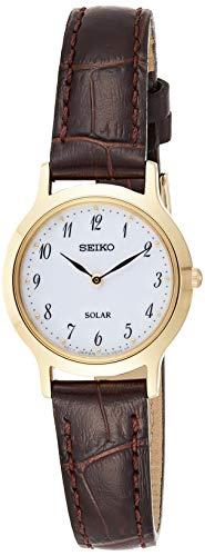 セイコー 腕時計 レディース Seiko Solar Zweizeiger Damenuhr SUP370P1セイコー 腕時計 レディース