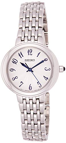 セイコー 腕時計 レディース Seiko Womens Analogue Quartz Watch with Stainless Steel Strap SRZ505P1セイコー 腕時計 レディース