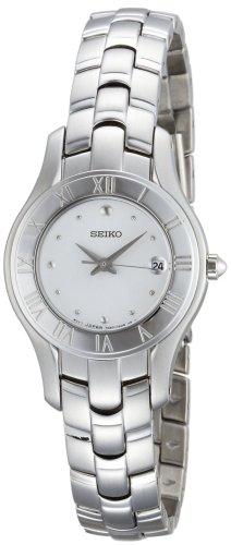 セイコー 腕時計 レディース Seiko Women's SXDB71 Silver Tone Silver Dial Dress Watchセイコー 腕時計 レディース