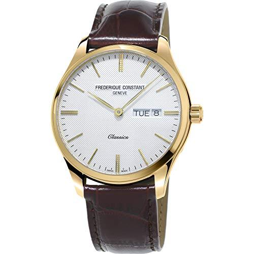 フレデリックコンスタント フレデリック・コンスタント 腕時計 メンズ 【送料無料】Men's Frederique Constant Classics Quartz Yellow Gold-Plated Watch FC-225ST5B5フレデリックコンスタント フレデリック・コンスタント 腕時計 メンズ