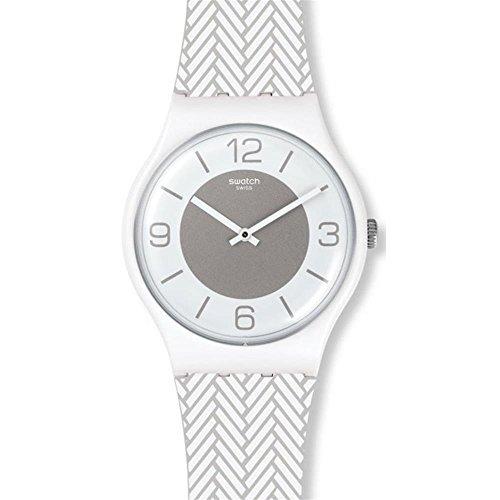 腕時計 スウォッチ メンズ 夏の腕時計特集 【送料無料】SWATCH watches New Gent WHITE GLOVE SUOW131 Men's Watches腕時計 スウォッチ メンズ 夏の腕時計特集