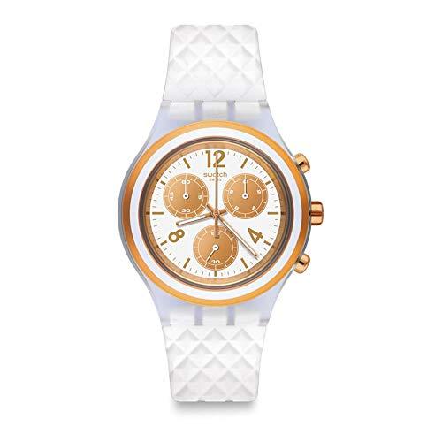 スウォッチ 腕時計 レディース Swatch ELEROSE Ladies Watch SVCK1006スウォッチ 腕時計 レディース