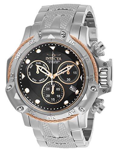 インヴィクタ インビクタ サブアクア 腕時計 メンズ 【送料無料】Invicta Men's Subaqua Quartz Watch with Stainless Steel Strap, Silver, 26 (Model: 26723)インヴィクタ インビクタ サブアクア 腕時計 メンズ